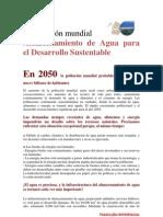 World Declaration Spanish