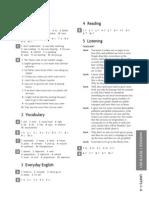 Klucz Odpowiedzi Do Test z Anglika I B