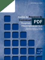Analise Contratualizacao Hospitais Ensino Filantropicos