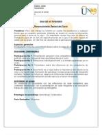 Guia Actividades Reconocimiento de Curso II-2013