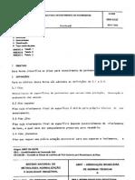 NBR 6137 - Pisos Para Revestimento de Pavimentos