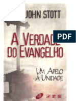 A Verdade Do Evangelho - John Stott