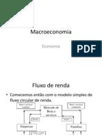 Aula 3 - Macroeconomia