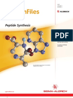 ChemFiles Vol. 7, No. 2 - Peptide Synthesis