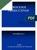 PROCESOS PRODUCTIVOS CCUADRA