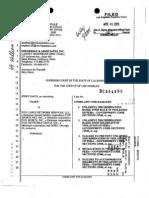 Jerry Davis v. Fox complaint