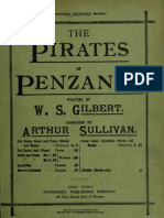Gilbert &Sullivan -The Pirates of Penzance