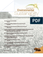Journal of Environmental Sustainability