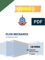 Fluid mechanics Manual