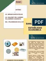 Banca Central y Estabilidad Economica
