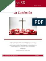 Folletos SD - La Confesion