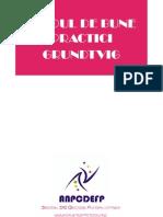 Brosura Grundtvig Bune Practici 2013