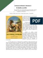 Las Crónicas de Narnia El caballo y su niño.doc