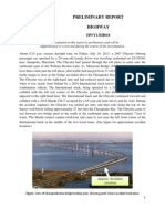 Bay Bridge crash preliminary NTSB report