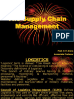 37406535 Presentation 1 VPA Supply Chain Management
