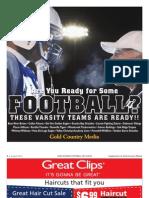 2013 PCHS Football
