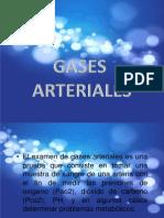 Gases Arteriales (Diplomado Uci)