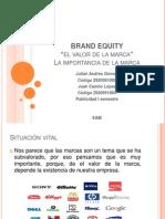 BRAND EQUITY presentacion.pps