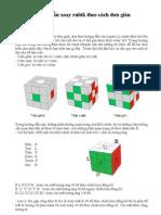 Giai Rubik