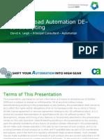 CA Workload Automation de-JavaScripting