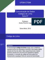 codificacaoDeLinha
