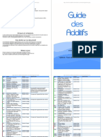 guide additif Tous les noms, Famille, Hyperactivité