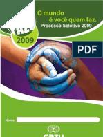 Fazu Mg 2009 1 Prova Conhecimentos Gerais c Gabarito