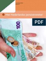 Brochure SZW Nederlands Pensioenstelsel