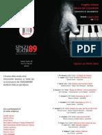 Concerto per l'Abruzzo SpazioTeatro 89 5 Giugno 2009