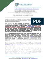 Informe Institucional Rivera a Distancia