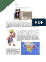 HISTORIA DEL GÉNERO DRAMÁTICO