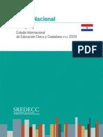 Estudio Internacional de Educacion Civica y Ciudadania - Informe Nacional - Paraguay 2009