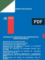 Presentacion Ministerio de Bienes Nacionales