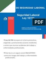 Seguridad Laboral LEY 16744 Los Rios