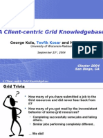 Talk Cluster 2004