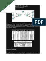 Reto de configuración de una VLAN