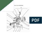 Desenho Motor JIMBEI Nova Topic 2.0 16v