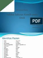 Infeksi Saluran Kemih Pada Anak (PPT)