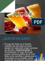 Expo de Jugos ,Nectares y Salsas