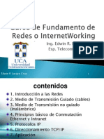 Unidad 5. Curso de Fundamento de Redes o InternetWorking