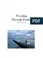 Worship Through Fasting
