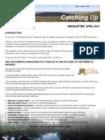 SEQ Catchments Aboriginal Catching Up Newsletter April 2013