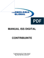 Manual ISS ONLINE - Contribuinte[2]
