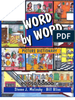 Word by Word - Diccionario Inglés Ilustrado - JPR504