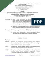 Binawas84-1998TtgCaraPengisianFormLap.AnalisisKec.