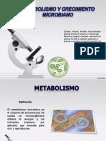 Metabolismo y Crecimiento Microbiano