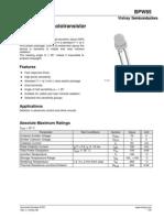BPW85 Data Sheets