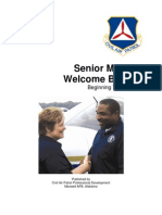 senior member welcome booklet