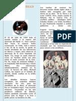 La Llegada Del Hombre a La Luna ... Por Misael