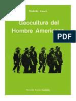 2741888 Kusch Rodolfo Geocultura Del Hombre Americano